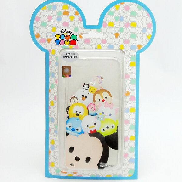 【UNIPRO】iPhone 6 6S PLUS 5.5吋 Tsum Tsum 疊疊樂 TPU 手機殼 米奇 i6+
