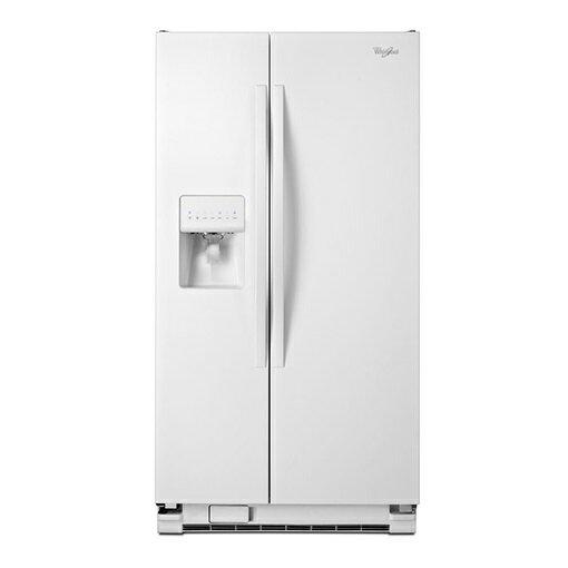Whirlpool 惠而浦 WRS325FDAW (白色)美式對開門冰箱(747L)【零利率】※熱線07-7428010另售WRS325FDAM