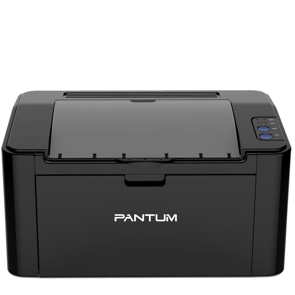 【非印不可】原廠貨-PANTUM P2500W 黑白無線WiFi高速雷射印表機