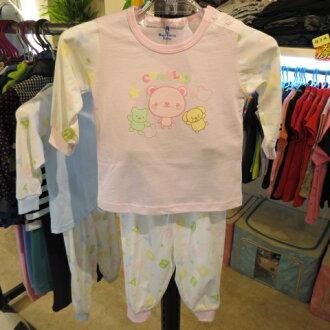 熱汽球潮流童裝~皇家查理士學院~女童冷氣衣套裝  粉紅色