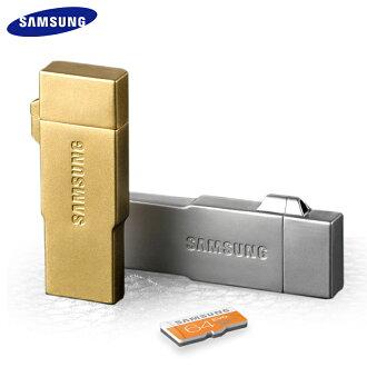 SAMSUNG OTG 64G 隨身碟/附 Micro SD 卡/手機/電腦/平板/HTC/SONY/LG/ASUS/InFocus/OPPO/MIUI/HUAWEI/G-PLUS/MIUI 小米/MI2S/MI3/4i/紅米/紅米NOTE/G-PLUS E7/E7 mini/OPPO N3/Find 7/R5/Find 7a/N1/R1L/Mirror 3/HUAWEI P8/Mate 7/InFocus M530/M810/M550 3D/M350/M330/M2 LTE/M320/M510