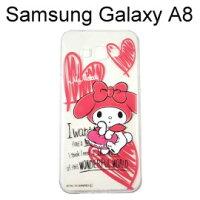 美樂蒂My Melody周邊商品推薦到Melody 美樂蒂透明軟殼 [手繪] Samsung A800YZ Galaxy A8【三麗鷗正版授權】