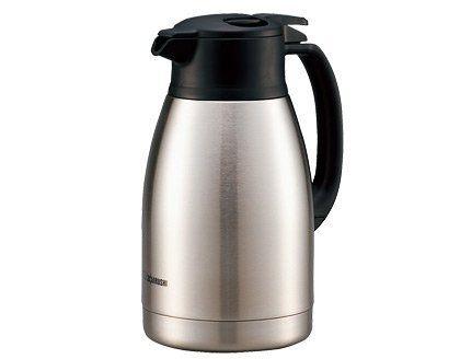 免運費 ZOJIRUSHI『象印1.9L不鏽鋼桌上型手提式保溫瓶保冰壺 SH-HA19-XA』咖啡壺 保溫壺