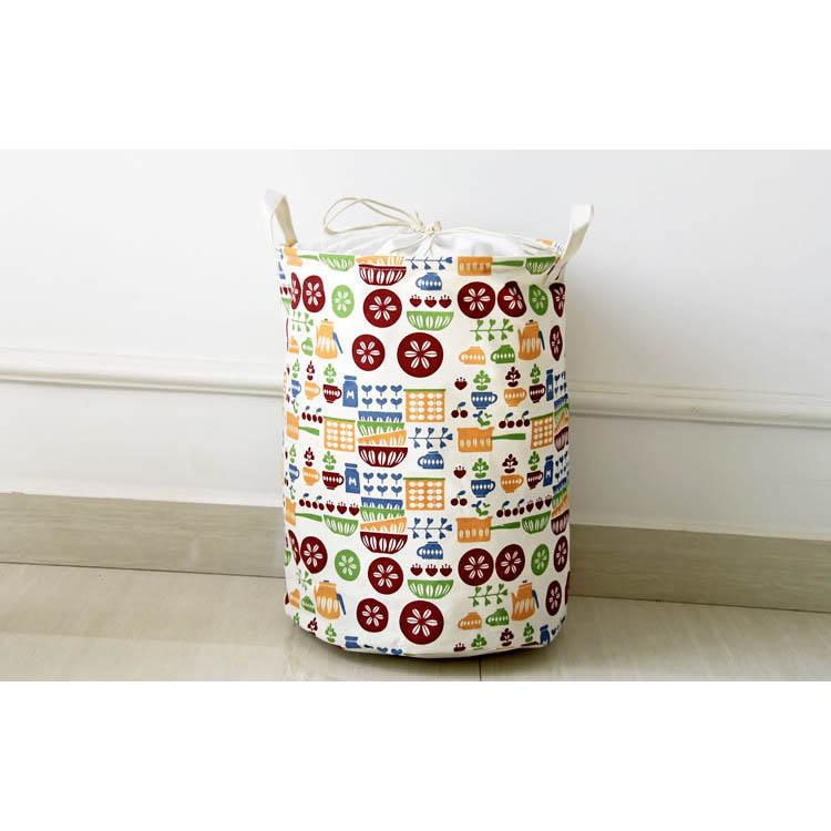 收納筒 超大收納洗衣籃 玩具雜貨收納  35*45【ZA0675】 BOBI  09/14 1