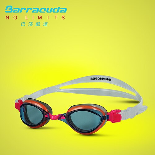美國巴洛酷達Barracuda兒童競技型抗UV防霧泳鏡-FENIX JR#73855 3