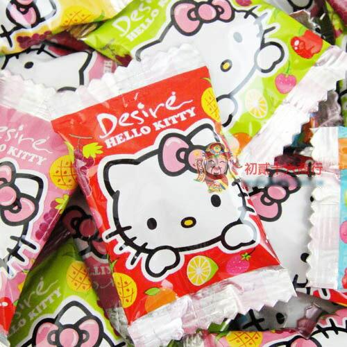 【0216零食會社】乖乖-kitty水果造型軟糖