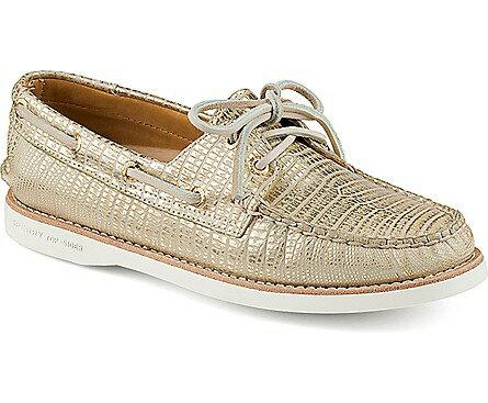 【零碼出清3.X折,全館免運】SPERRY Gold Cup 2-Eye Boat Shoe 金杯系列頂級 帆船鞋 金