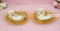 婚禮小物推薦到一定要幸福哦~~甜心熊謝卡座 ~ 婚禮小物、喜糖盤、結婚宴客