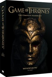 Game Of Thrones Season 1-5 (DVD)