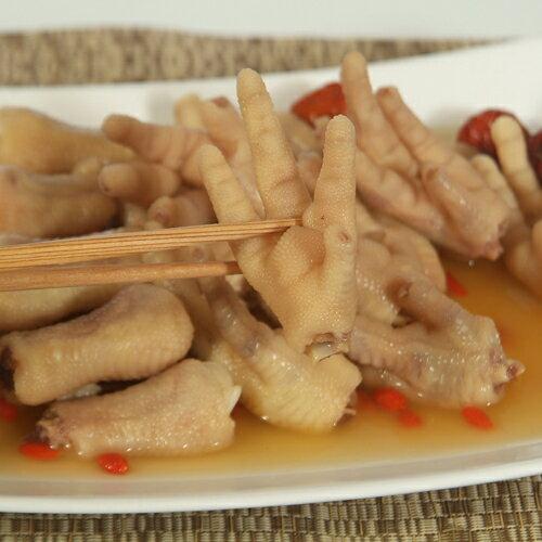 【 禾禾廚房】酒香醉鳳爪『台灣黃金雞認證』 1