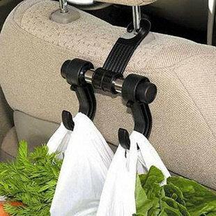 多用途車用掛勾 椅背後座鈎#NH010049