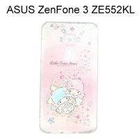 小熊維尼周邊商品推薦雙子星空壓氣墊軟殼 [鑽瀑] ASUS ZenFone 3 (ZE552KL) 5.5吋【三麗鷗正版授權】