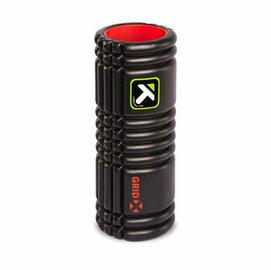 Trigger Point GRID X Foam Roller 2倍硬度 瑜珈滾輪 按摩滾輪 黑色強化版