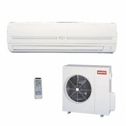 【三洋 SANLUX】15-19坪 分離式冷氣【SAP-E100A/SAP-C100A】