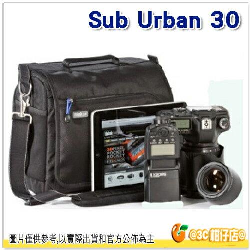ThinkTank 創意坦克 Sub Urban 30 SU809 黑 城市背包 彩宣公司貨