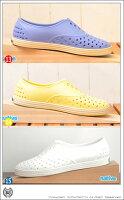 native 輕量懶人鞋、休閒防水鞋到NATIVE  SHOES - JERICHO -GLM04(編號15純白#1999)