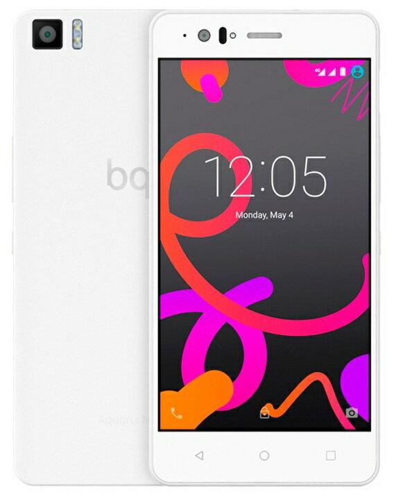 BQ AQUARIS M5 4G 16GB - 3GB RAM BLANCO 1