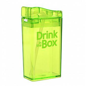加拿大【Drink in the box】Tritan兒童運動吸管杯 0