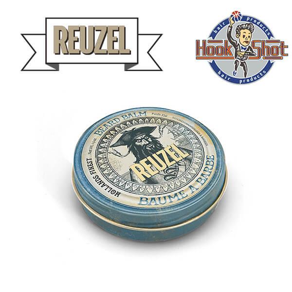 Reuzel Beard Balm 三效綜合育鬍膏 輕度造型、軟鬍滋養、有助增長 Black Phomthong 豬油
