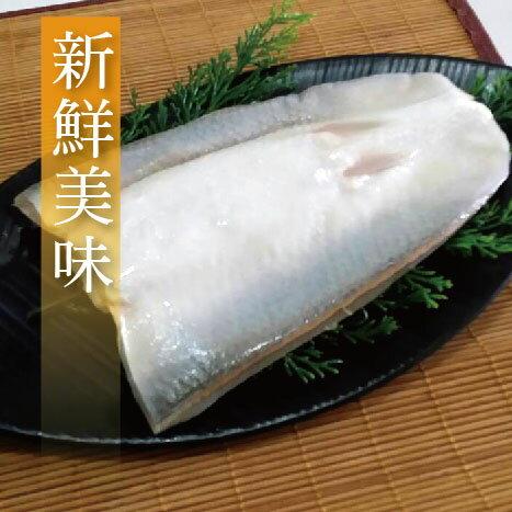 ~有魚碼頭~超大size無刺虱目魚肚×1入^(180g±10^% 片^)