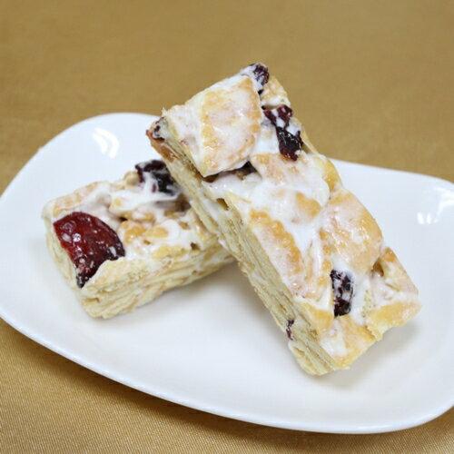 【食在幸福 雪花餅】蔓越莓雪花餅 (袋裝15入)