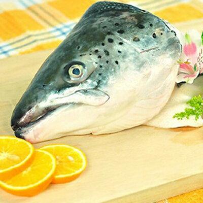 超新鮮鮭魚頭切碎(煮湯合適)