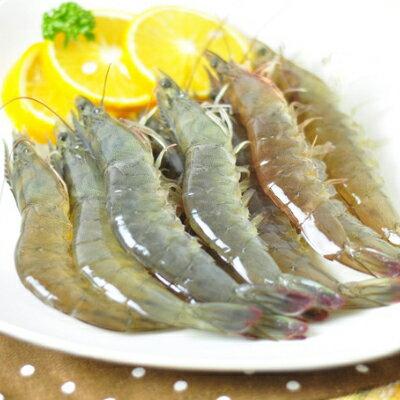 台灣超猛白蝦 無毒 無浸藥水 北部可冷藏限定正常供應