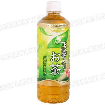 POKKA玉露綠茶(600ml)