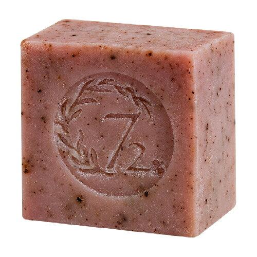 《雪文洋行》豐郁玫瑰磨砂專用皂-110g 0