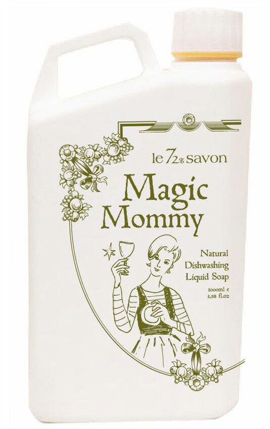 《雪文洋行》家事清潔系列~神奇媽咪白肥皂洗潔露(補充瓶) 0