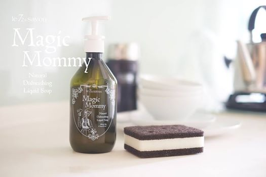 《雪文洋行》家事清潔系列~神奇媽咪白肥皂洗潔露(補充瓶) 1