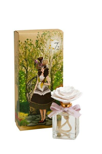 《雪文洋行》香氛系列~繁花暖心擴香瓶(白薑花)-110ml - 限時優惠好康折扣