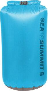 [ Sea to Summit ] UltraSil Cordura 超輕量矽膠尼龍防水袋/防水收納袋 8L AUDS8BL 藍
