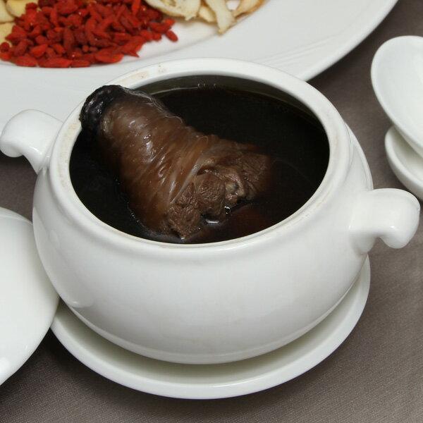 ~Lamigo~何首烏土雞燉品^(450g^)~ 滋補食材~藥材長時慢工燉煮,苦澀味隨蒸氣