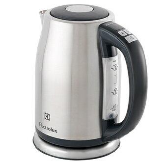 【展示品】 Electrolux 伊萊克斯 EEK6603S 1.7L 智慧溫控電茶壺 快煮壺