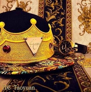 ►法西歐_桃園◄ 全新 HATer Snapback 珠寶皇冠棒球帽 立體刺繡珠寶 紀卜心著用款