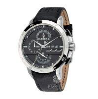 送男生聖誕交換禮物到MASERATI 瑪莎拉蒂 - INGEGNO 多層次錶盤設計石英錶