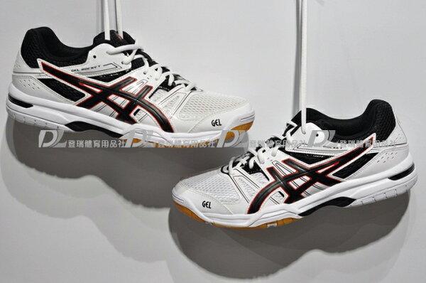 【登瑞體育】ASICS 男排球鞋 GEL-ROCKET7 -B405N0190