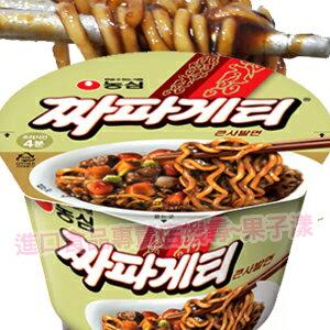 韓國農心 炸醬碗麵 沖泡碗裝超方便 醡醬麵 泡麵 [KR190] 0