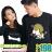 ◆快速出貨◆長袖T恤.情侶裝.班服.MIT台灣製.獨家配對情侶裝.客製化.純棉長T.小狗愛骨頭【YCL479】可單買.艾咪E舖 0