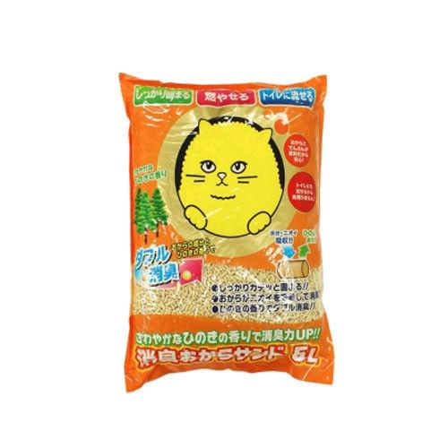 【恰恰】韋民 超級大頭貓豆腐貓砂5L #QQ0181 1