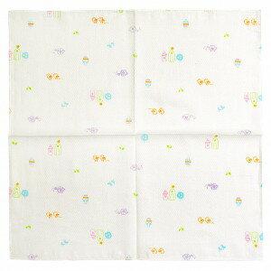『121婦嬰用品館』朴蜜兒印花手巾1入 1