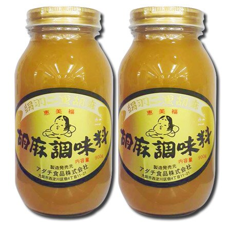 【敵富朗超巿】惠美福胡麻醬(白)900g 0