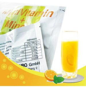 【每錠維生素C 120mg 增加美顏活力的本錢 】 薇爾康® 德國 活力鮮橙發泡錠