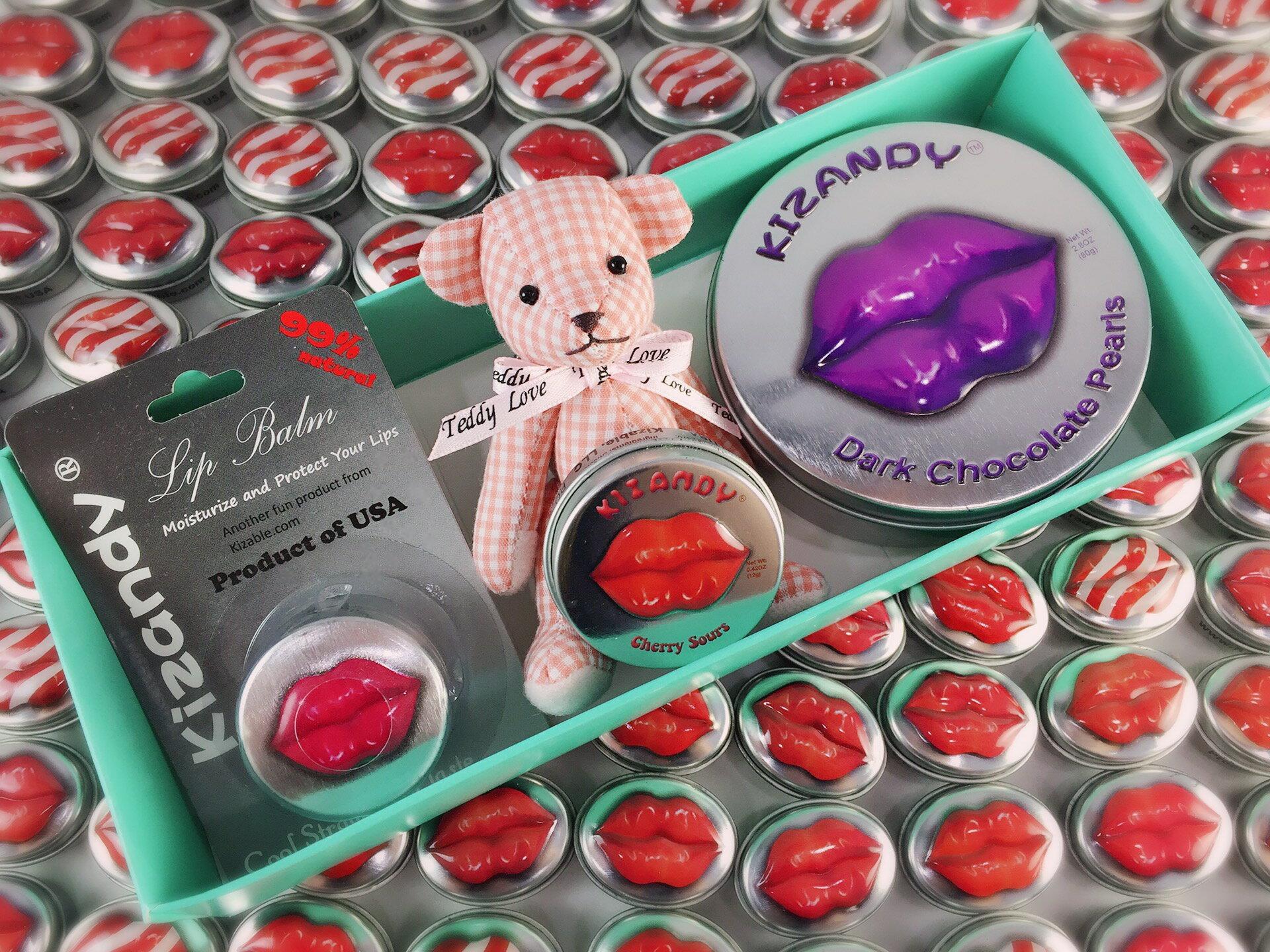 香吻繽紛小熊禮盒