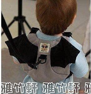 淇淇婦幼館【QQ230】可愛小瓢蟲/ 小蝙蝠 嬰兒防走失包/防走失帶/牽引帶/收納小揹包