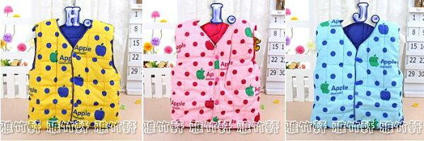 淇淇婦幼館【RD062】秋冬最新款鋪棉背心,可雙面穿喔,尺寸M-XL