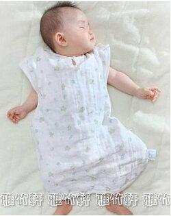 淇淇婦幼館【BJ013】六層紗布睡袋/嬰兒背心睡袋/防踢被/睡袍