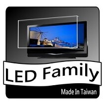 [LED家族抗藍光護目鏡] FOR  BENQ  39RV6500  UV-400抗藍光./強光/紫外線  39吋液晶電視護目鏡(鏡面合身款)