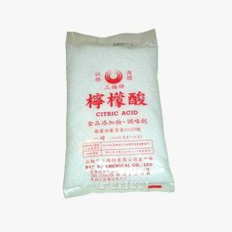 三福化工檸檬酸1磅(約450克)
